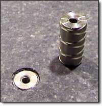 stainless-steel inserts, threaded inserts, unified threads, metric threads